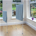H&D 4 FOLD WIRE CLOTHES AIRER-8M