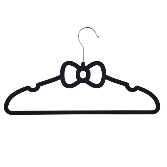 Picture of Bow Tie Non-Slip Coat Hangers