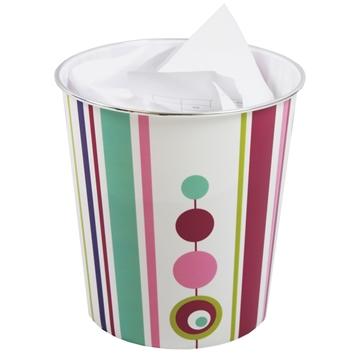 Picture of 9L Retro Waste Paper Bin