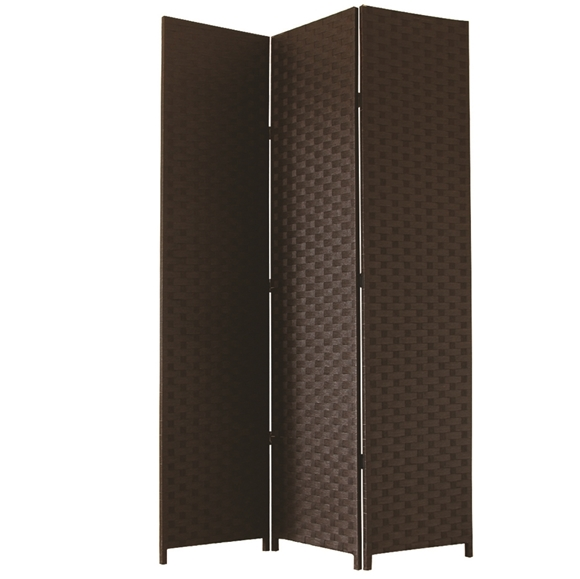 Picture of Free Standing Folding Decorative Screen