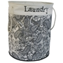 Picture of Round Black Laundry Bag