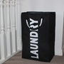 Picture of Black Single Laundry Bag