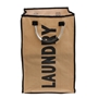Picture of Brown Single Laundry Bag