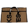Picture of Brown Double Laundry Bag