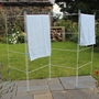 Picture of 4-Fold Clothes Airer - 8M