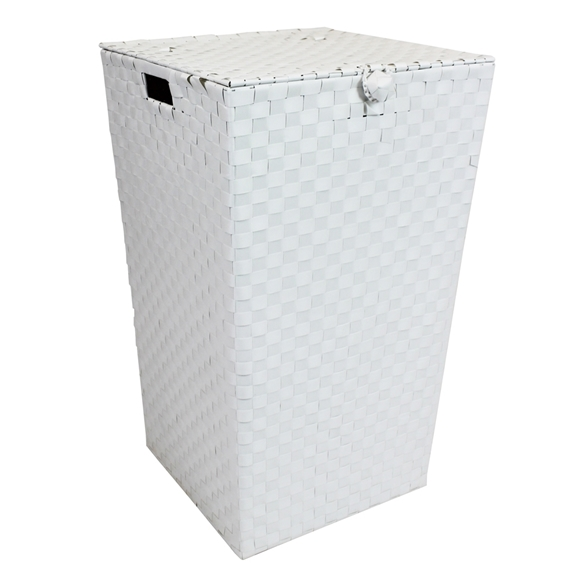 Picture of Plastic Woven Laundry Basket