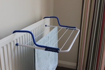 Picture of Folding Clothes Radiator Drying Airer