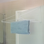 Picture of Folding Clothes Utility Over Door Airer