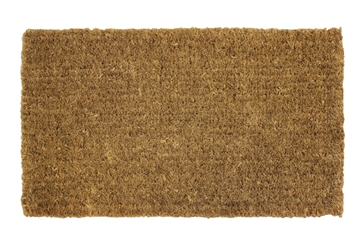 Picture of Plain Natural Coir Doormat 35x60cm