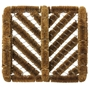 Picture of Boston Brush Scraper Doormat 30x35cm