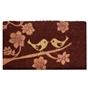 Picture of Birds PVC Coir Doormat 40x70cm