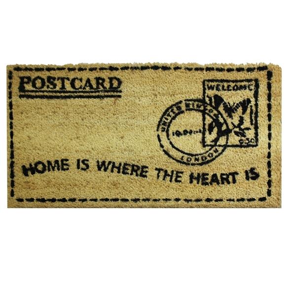 Picture of Stamp PVC Coir Doormat 40x70cm