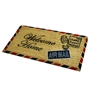 Picture of Welcome Home PVC Coir Doormat 40x70cm