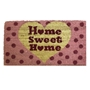 Picture of Home Sweet Home PVC Coir Doormat 40x70cm