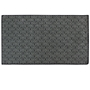 Picture of Duncan Black Pattern Rug 90x150cm