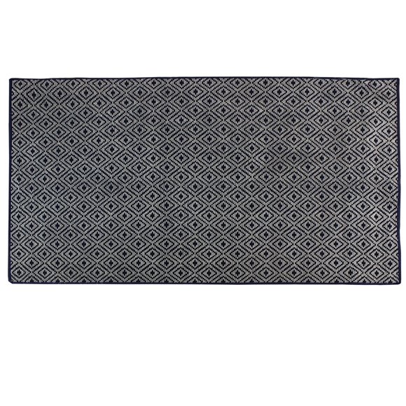 Picture of Duncan Blue Pattern Rug 120x180cm