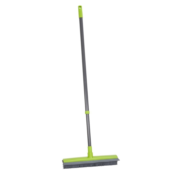 Picture of Extendable Rubber Broom - Lime