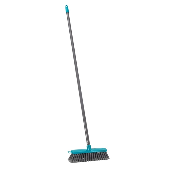 Picture of Indoor Broom - Teal