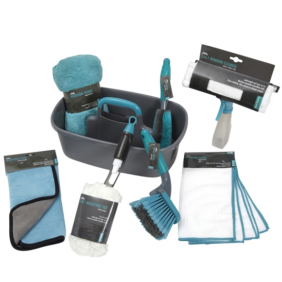 Picture of Car Cleaning Valet Pack with Storage Caddy