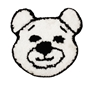 Picture of Handmade Children's Panda Rug