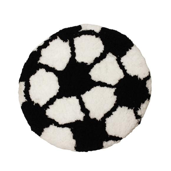 Picture of Handmade Children's Football Rug