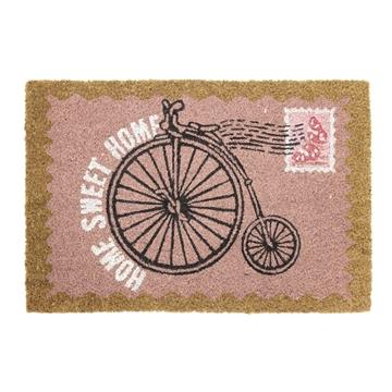 Picture of Bicycle Vintage Latex Coir Doormat 40x60cm