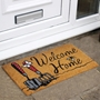 Picture of Gardening Tools Latex Coir Doormat 40x70cm