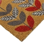 Picture of Gardening Leaf Latex Coir Doormat 40x70cm