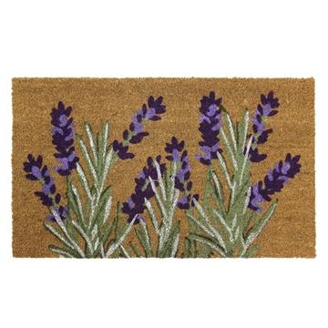 Picture of Lavender Latex Coir Doormat 45x75cm