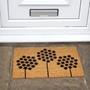 Picture of Tree Latex Coir Doormat 40x70cm