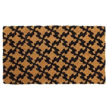 Picture of Pattern Latex Coir Doormat 40x70cm