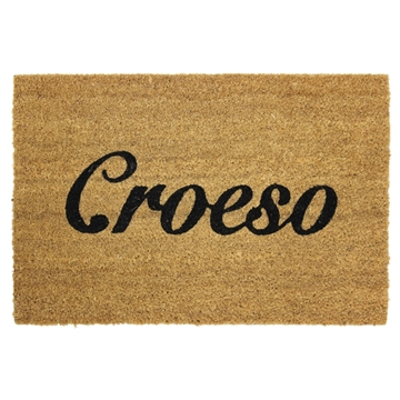 Picture of Croeso Latex Coir Doormat 40x60cm