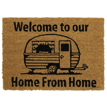 Picture of Caravan Home Latex Coir Doormat 36x50cm