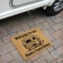 Picture of Caravan Home Latex Coir Doormat 36x50cm