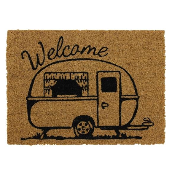 Picture of Caravan Welcome Latex Coir Doormat 36x50cm