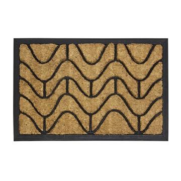 Picture of Rubber Tuffscrape Doormat 40x60cm