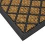 Picture of Alba Tuffscrape Doormat 40x60cm
