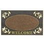 Picture of Gold Welcome Scraper Doormat 45x75cm
