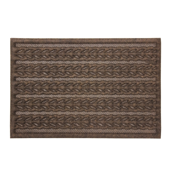 Picture of Knit Scraper Doormat 40x60cm