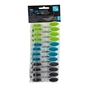 Picture of Soft Grip Plastic Pegs - 24 Pack