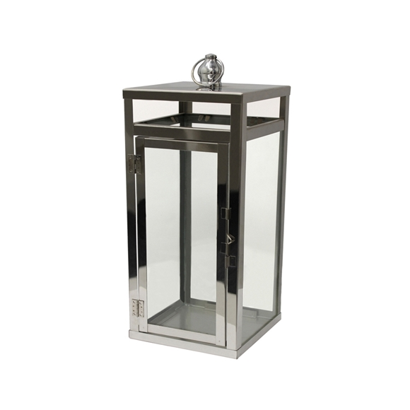 Picture of Small Stainless Steel Lantern