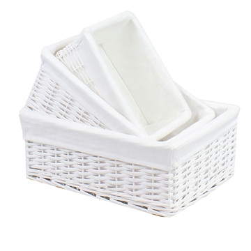 Picture of Willow Storage Baskets