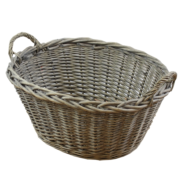 Picture of Chunky Willow Laundry Basket