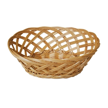 Picture of Open Weave Oval Willow Basket