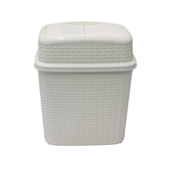 Picture of 10L Loop Push Top Bin