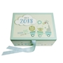 Picture of Baby Boys Born in 2018 Keepsake Box