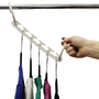 Picture of Five Hole Magic Hanger (Open Loop) - White