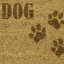 Picture of Personalised Laser Coir - Paws 40x60cm