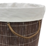 Picture of Bamboo Laundry Basket