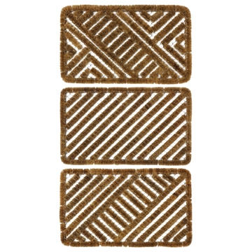 Picture of Boston Brush Scraper Doormat 39x59cm